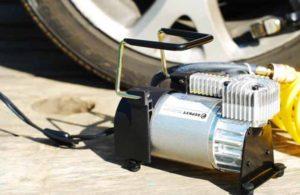 Выбор компрессора для подкачки шин